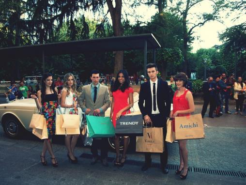 Shopping Night Ourense Zona Centro 2014