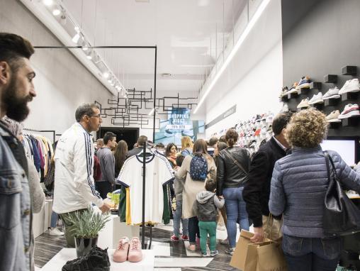 Shopping Night Ourense Zona Centro 2018