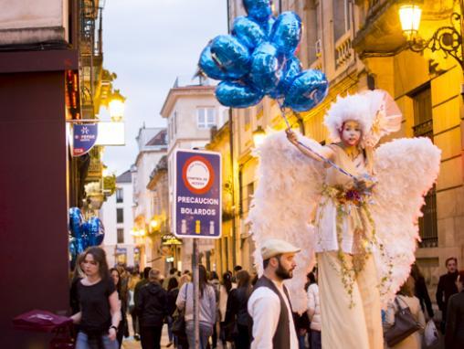 Shopping Night Ourense Zona Centro 2016